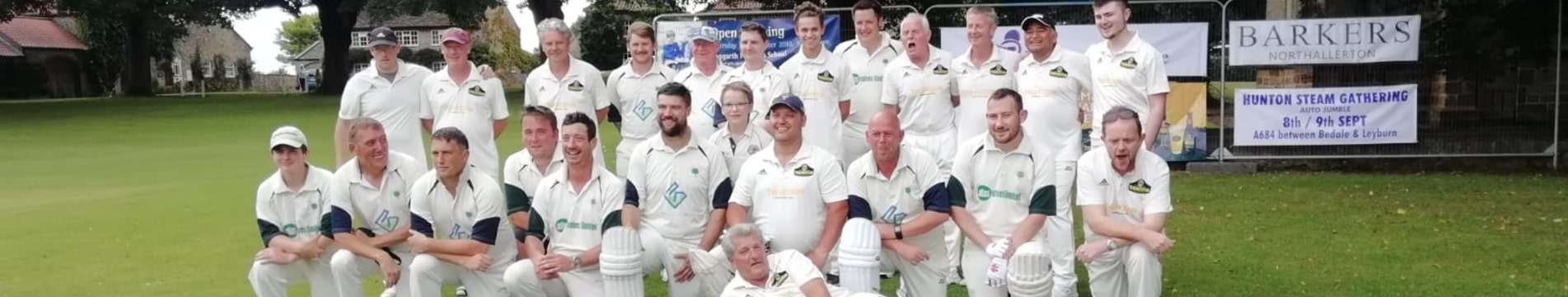 Emmerdale Charity Cricket Match